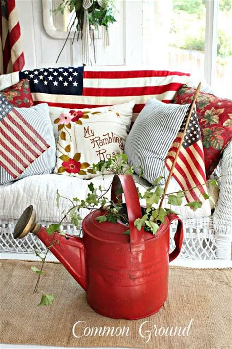 cheap themed decorations 16 garden decor ideas for 4th of july cheap theme