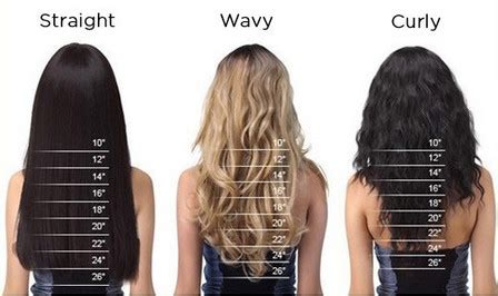 Hairclip Curly 30cm hair types and care