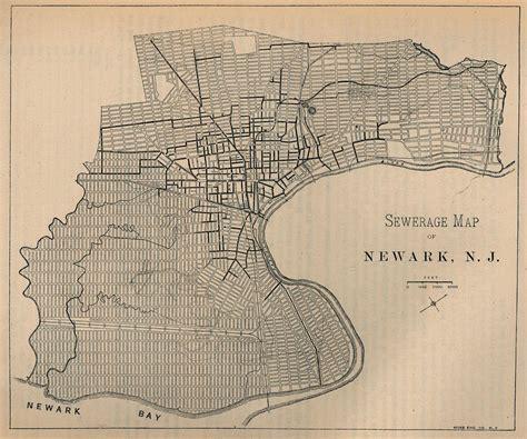jersey city and its historic classic reprint books maps of newark new jersey barbara and leonard littman