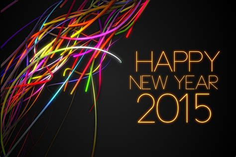 happy new year 2015 abstract image wallpaper 7919