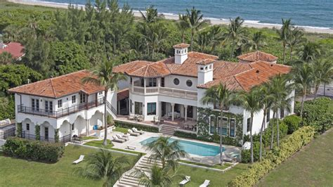 Where Is House by Billy Joel Lists S Fla Mansion For 27 Million