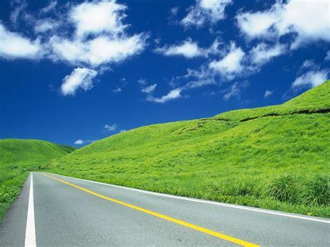 wallpaper green road 1024x768 green pass road desktop pc and mac wallpaper