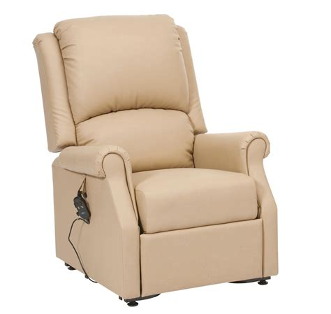 Fabric Covered Recliner Chairs Chicago Anti Microbial Pvc Fabric Electric Riser Recliner