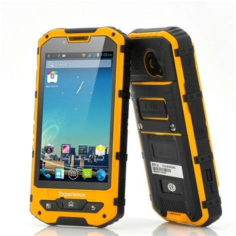 most rugged phones the worlds most rugged phone this quot rhino quot android 4 1 standard rugged mobile phone