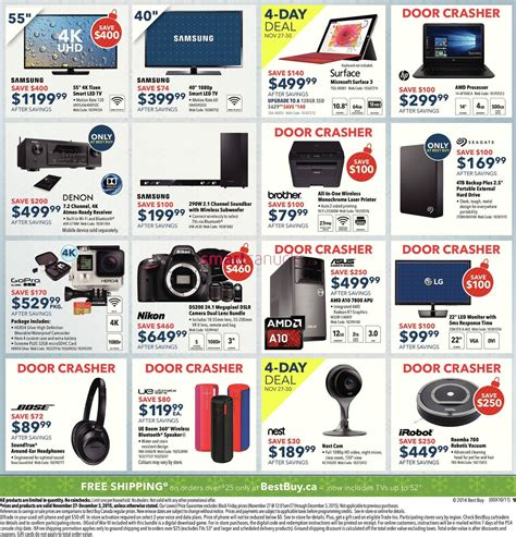best buy canada best buy canada black friday flyer 2015 black friday canada