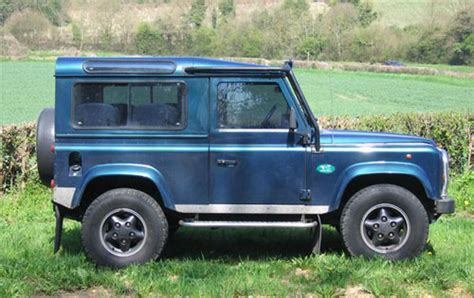 land rover defender 1998 2006 service repair manual