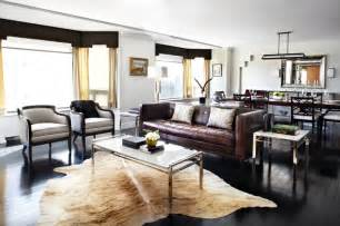 Small apartments big style contemporary living room other by