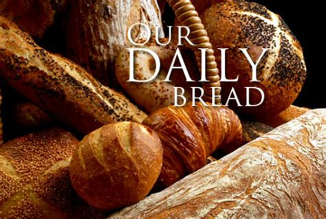 Our Daily Bread our daily bread the of church ministries