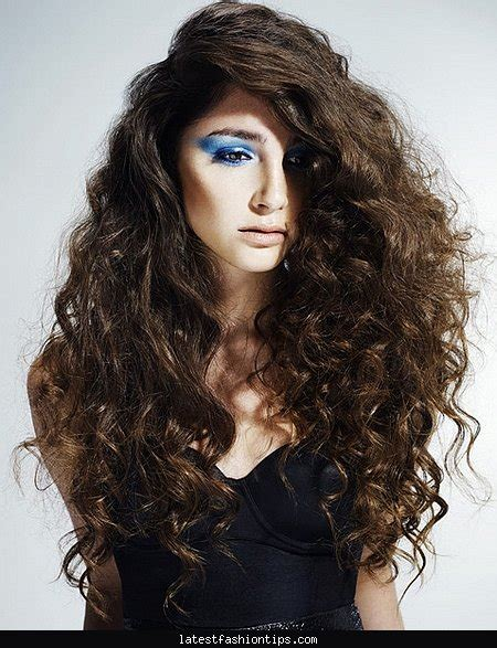 10 Long Curly Haircuts Learn Haircuts | curly haircuts photos latestfashiontips com