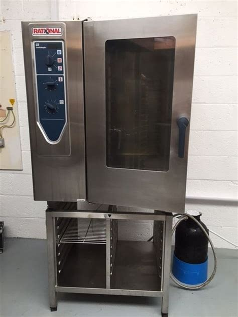 Oven Combi Rational secondhand catering equipment cooking and food preparation