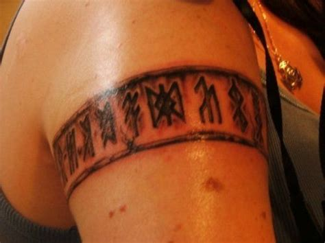 viking armband tattoo designs viking runes search tattoos