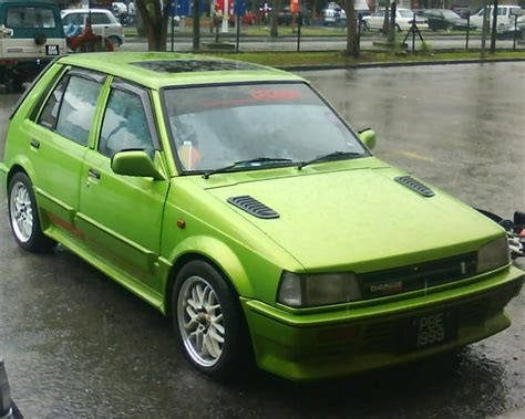 Stopl Daihatsu G11 Charade 1984 daihatsu charade g11 turbo a 1984 racing cars