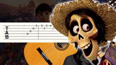 coco un poco loco mp3 un poco loco coco guitarra tutorial tablatura