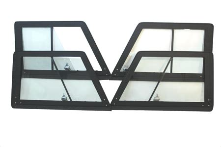 vw thing side curtains vw thing sliding glass side curtain set for front and rear