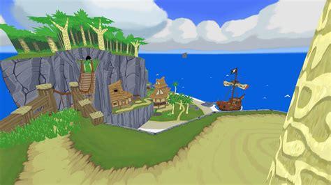 legend of zelda map gmod outset island half life deathmatch source maps