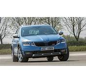Skoda Octavia Scout 20 TDI 150 4x4 Facelift 2017 Review