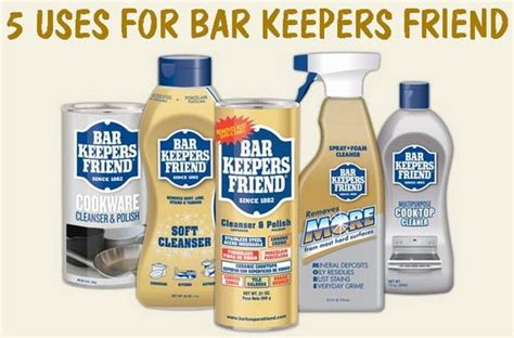 bar keepers friend stove top cleaner 5 uses for bar keepers friend multi purpose cleaner products i love pinterest