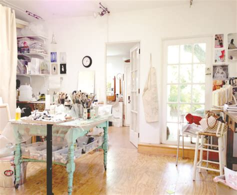 art and craft studio 44 stunning art studios that will inspire you to get back