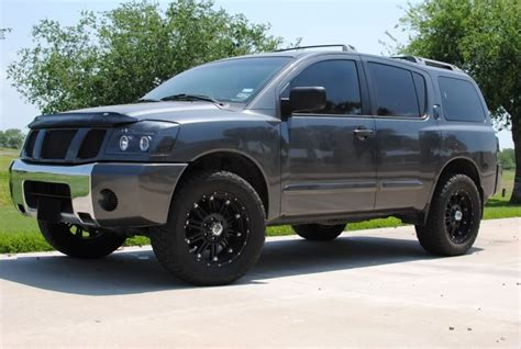 lifted nissan armada 2017 nissan armada lifted reviews prices ratings with