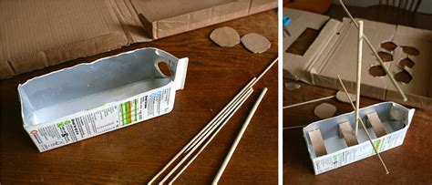 How To Make A Viking Longship Out Of Paper - juice viking longboat made by toya