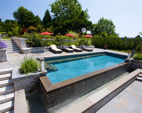 Home Designer Pro Retaining Wall by Traditional Pool