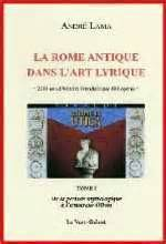 1407527355 rome antique l epopee d un livres d op 233 ra parus en 2006 op 233 ra baroque