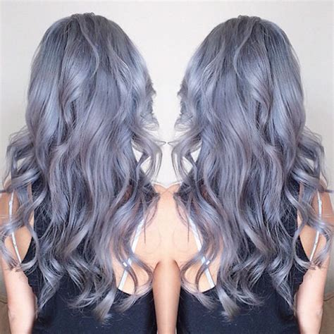 gray hair color trend 2015 granny hair trend why young women are dyeing their hair gray