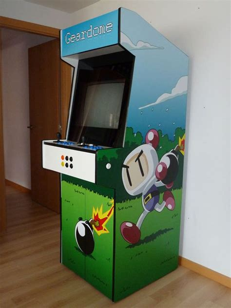 building an arcade cabinet from scratch gt http www