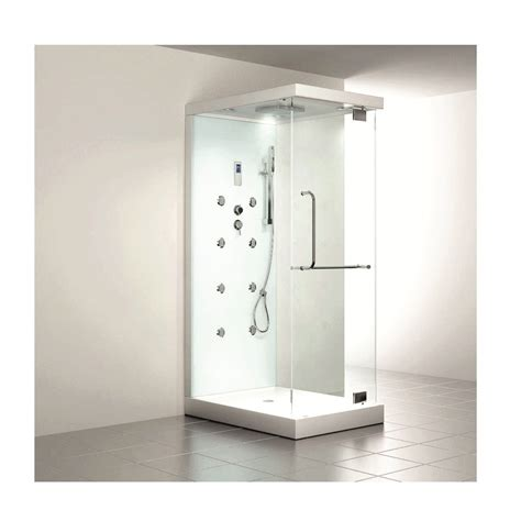 steam shower cubicle design m