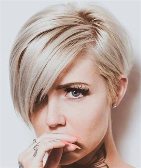 Short And Blonde Thats What I Need Haircut And Color | best 25 blonde pixie hairstyles ideas on pinterest