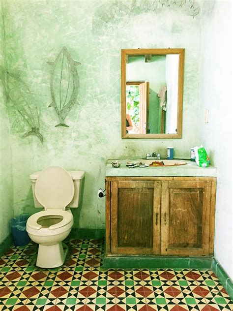 mexican bathroom rustic mexican bathroom amazingness get the look the jungalowthe jungalow