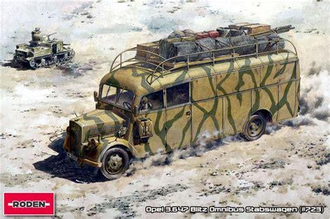 Pel Set Id 72 armorama roden 1 72 3 6 47 omnibus