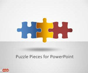 Free Puzzle Pieces For Powerpoint Is A Free Puzzle Template For Microsoft Powerpoint Editable Puzzle Pieces
