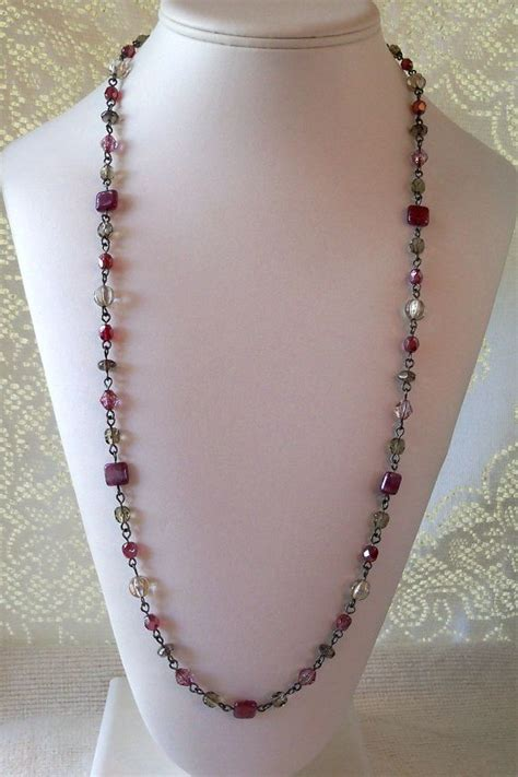 glass bead jewelry ideas glass bead necklace gift ideas for 7 adworks pk
