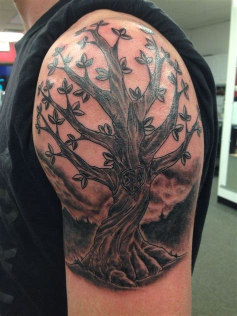 family tree tattoos family tree family tree