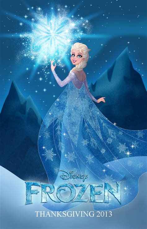 frozen french poster elsa and anna photo 35932156 fanpop frozen elsa fan poster by cor104 on deviantart