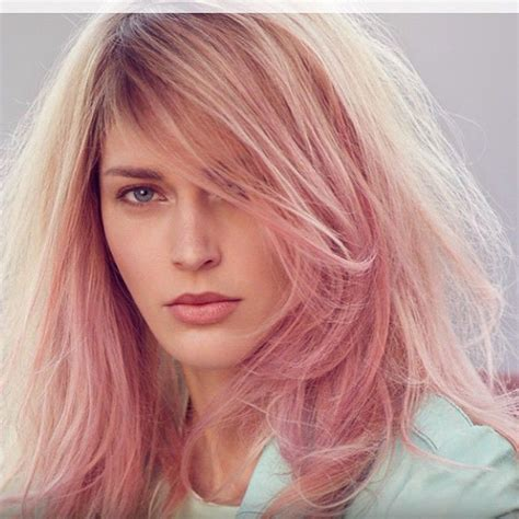 pastel hair colors for women in their 30s 17 best images about hair on pinterest rose gold older