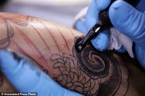 tattoo ink infection treatment fda warns of the dangers of contaminated tattoo inks