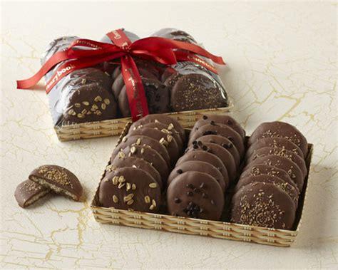 Handmade Cookies - chocolate cookie box custom handmade chocolates gifts