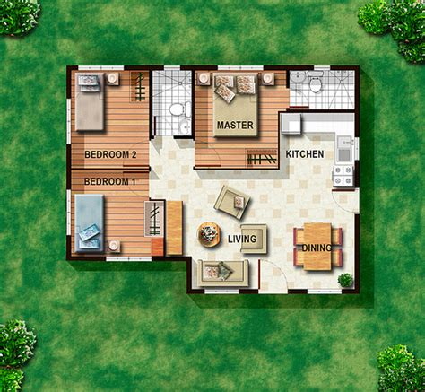 House Design Plans 50 Square Meter Lot | savannah glen iloilo within savannah iloilo by camella
