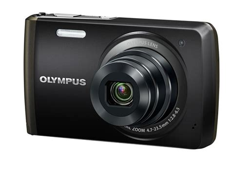 Olympus Vh 510 Black v108030be000 olympus vh 410 digital currys pc world business