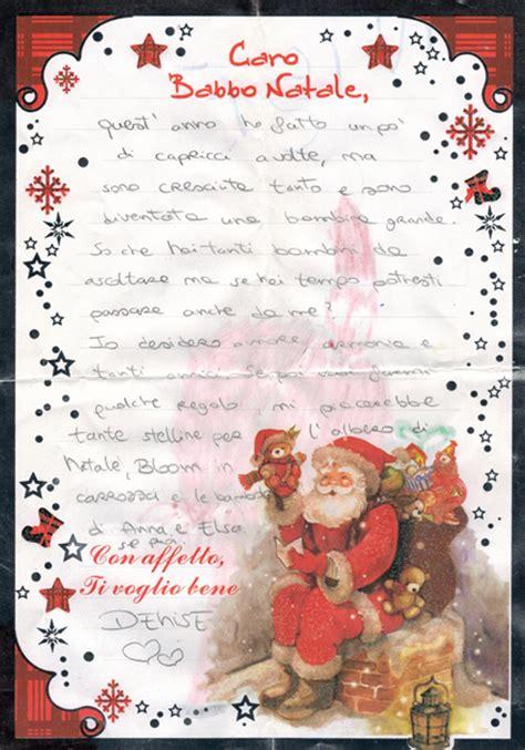 lettere a babbo natale divertenti caro babbo natale in occasione babbo natale