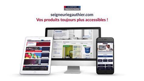 Le Comptoir De La Seigneurie by Logo Seigneurie Gauthier Oveetech