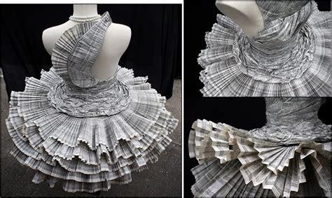 vestidos hechos con materiales reciclados un blog verde dise 241 o de vestuario 01 septiembre 2012