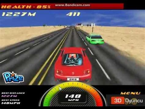 Ferrari Yarisi by Ferrari Yarışı 3d Araba Oyunları 3d Oyuncu Youtube