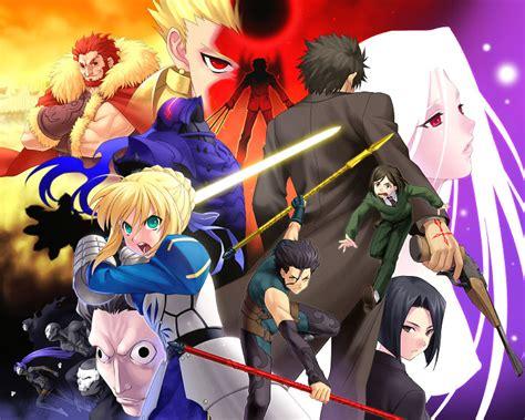 Fate 0 Anime by Fate Zero Anime Series Box Set