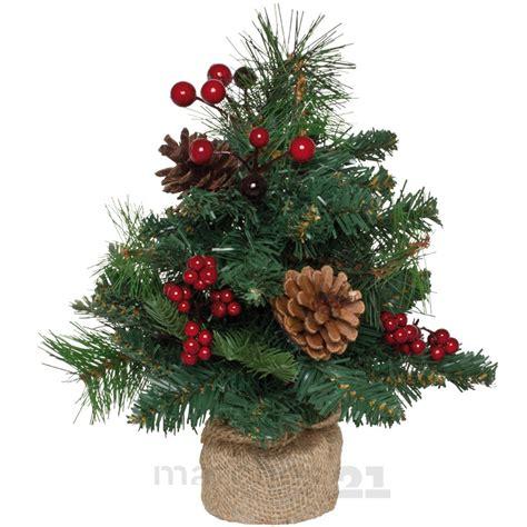 kleiner weihnachtsbaum weihnachtsb 228 umchen geschm 252 ckt 30 cm