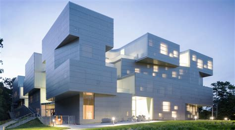 Residential Interior Design by The Visual Arts Building Opens In October By Steven Holl
