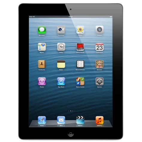 iPad con Retina Display 4G 32GB Negro Tablet