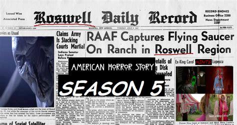 american horror story themes per season american horror story possible season 5 theme 1 by